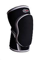 Защита колена для боевых искусств S/M Power Play черный