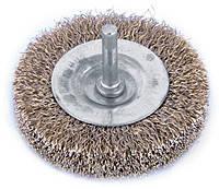 Щетка круглая КТ Щ 1304/1 с ведомым штырем 75 мм (69898000)