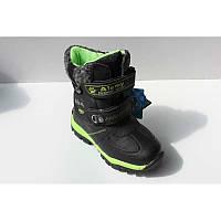 Детские зимние  ботинки Alemy 3096A