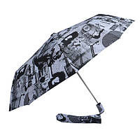 Зонт музыка 301BW-08