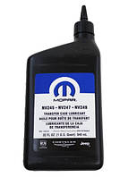 Масло в раздаточную коробку Mopar Transfer Case Lubricant NV245, NV247, NV249  ✔ емкость 0.946 л