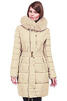 Женская куртка модного фасона