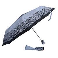 Зонт черно-белые узоры 301BW-10