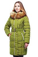 Стильное пальто на зиму, фото 1