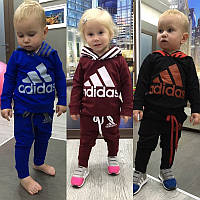 Детский костюм спорт для мальчика и для девочки Адидас