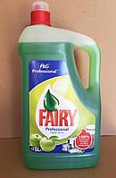Средство для мытья посуды  Fairy Яблоко  5000 мл.