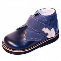 Детские ортопедические ботинки Теллус арт.08, (Украина)