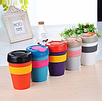 """Чашка с крышкой для """"кофе с собой"""" Keep Cup"""