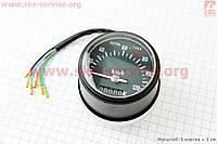 Спидометр универсальный на 120км/ч с индикатором N-передачи для мотоцикла