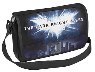 Оригинальная сумка через плечо на каждый день Cool for school BN07802 черный/печать