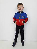Красивый спортивный костюм для мальчика