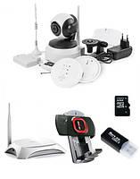 КОМПЛЕКТ 3G видеонаблюдения COLARIX ГУАРД 3G +