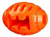 33514 Trixie Мяч регби Soft & Strong термопластрезина, 8 см