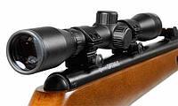 Прицелы. Товары для охоты. Оптический прицел Croman Center Point 4х32. Для пневматического оружия