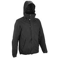 Куртка мужская демисезонная Quechua RAINWARM 300 3 в 1 черная