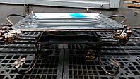 VIP MAXI Подставка для шашлыка Садж с коваными элементами прямоугольный