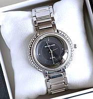 Часы женские наручные Michael Kors Esma серебро, магазин часов