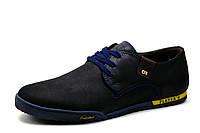 Туфли мужские Trike X-cross, кожаные, спортивные, черные, р. 41 42 43 44 45