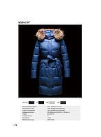 Женское пуховое пальто  MiSun G507-91