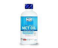 Триглицериды со средней цепью MCT Oil (500 ml)