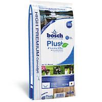 Сухой корм для собак Bosch (Бош) PLUS Forelle & Kartoffel (форель+картофель), 2,5кг