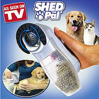 Машинка для вычесывания собак и кошек Shed Pal