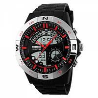 Часы Skmei 1110 Steel-Red