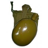 Фляга армейская с чехлом(750 мл)