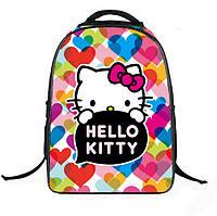 Рюкзак Hello Kitty для девочки младшая школа