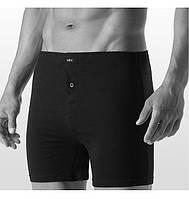 Трусы шорты мужские полностью сделанные из хлопка Key MXC 126