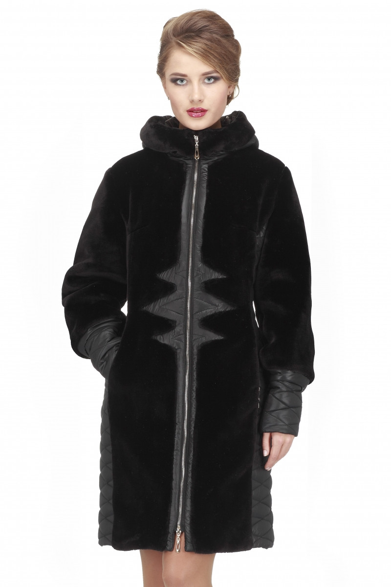 Оригинальная зимняя женская одежда