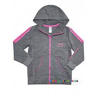 Кофта спортивная для девочки р-р 92-152 Smil 116199