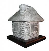 """Светильник соляной «Дом» SW-1136 (8-10 кг), ТМ """"Соляна"""""""