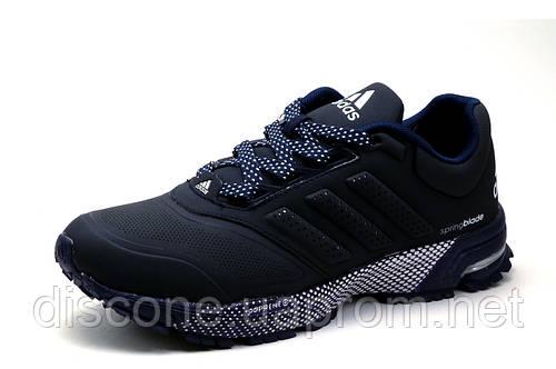 Кроссовки Adidas Spring Blade, мужские, темно-синие