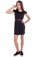 Модное школьное платье для девочки