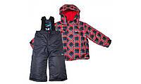 Комплект зимний SALVE BY GUSTI 4858 SWB Красный