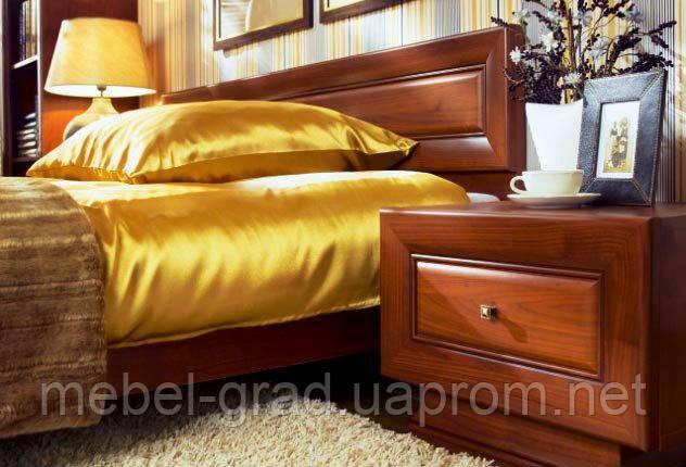 Кровать двухспальная Ларго классик / Largo classic BRW, цена 2 484 грн., купить в Харькове - Prom.ua (ID# 54476285)