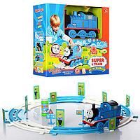Детская железная дорога AYD003T Паровозик Томас