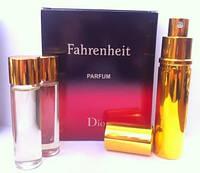 Fahrenheit Dior М . Набор духов( 3шт по 15 ml)
