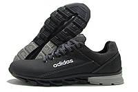 Кроссовки подростковые Adidas CV9 черные (адидас)