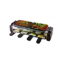 Электрическая барбекю и шашлычница electric and barbecue grill , фото 1