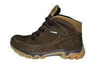 Ботинки Зимние ECCO Olive