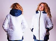 Белая женская куртка от 52р.