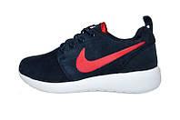 Кроссовки Женские Nike Roshe Run Blue