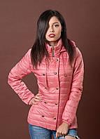 Женская молодежная осенняя куртка