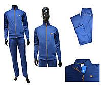 Мужской костюм Adidas lacoste  5==3 синего цвета