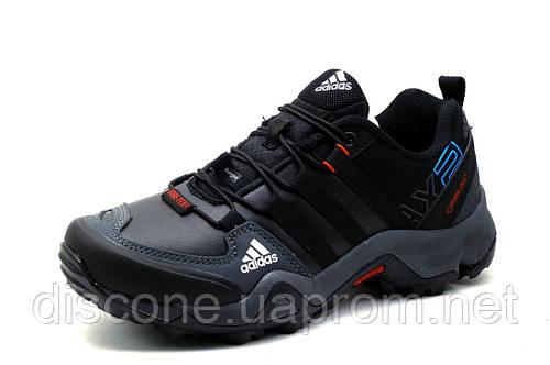 Кроссовки Adidas Terrex, унисекс, черные, р. 36 37