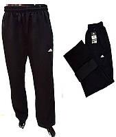 Спортивные мужские штаны Adidas 9009 БАТАЛ