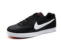 Спортивные кроссовки Nike, мужские, черные, р. 41 42 43 44, фото 1