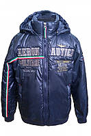 Куртка детская демисезонная Лайк для мальчика р-ры 152, 158,  ТМ NUI VERY